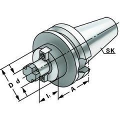 Reparatur-Set by agrapoint.de Z25800.07 Zetor 25A//K Wasserpumpe